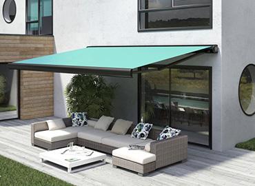 store ext rieur lyon store jardin store veranda sur mesure. Black Bedroom Furniture Sets. Home Design Ideas